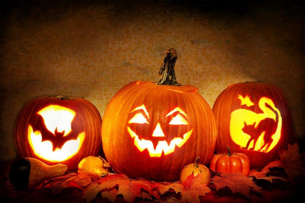 Halloween w Zamku